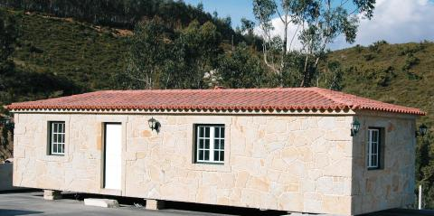 Bungalow / Mobile home en granit du portugal
