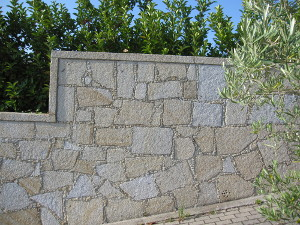 granite cladding stones from Portugal